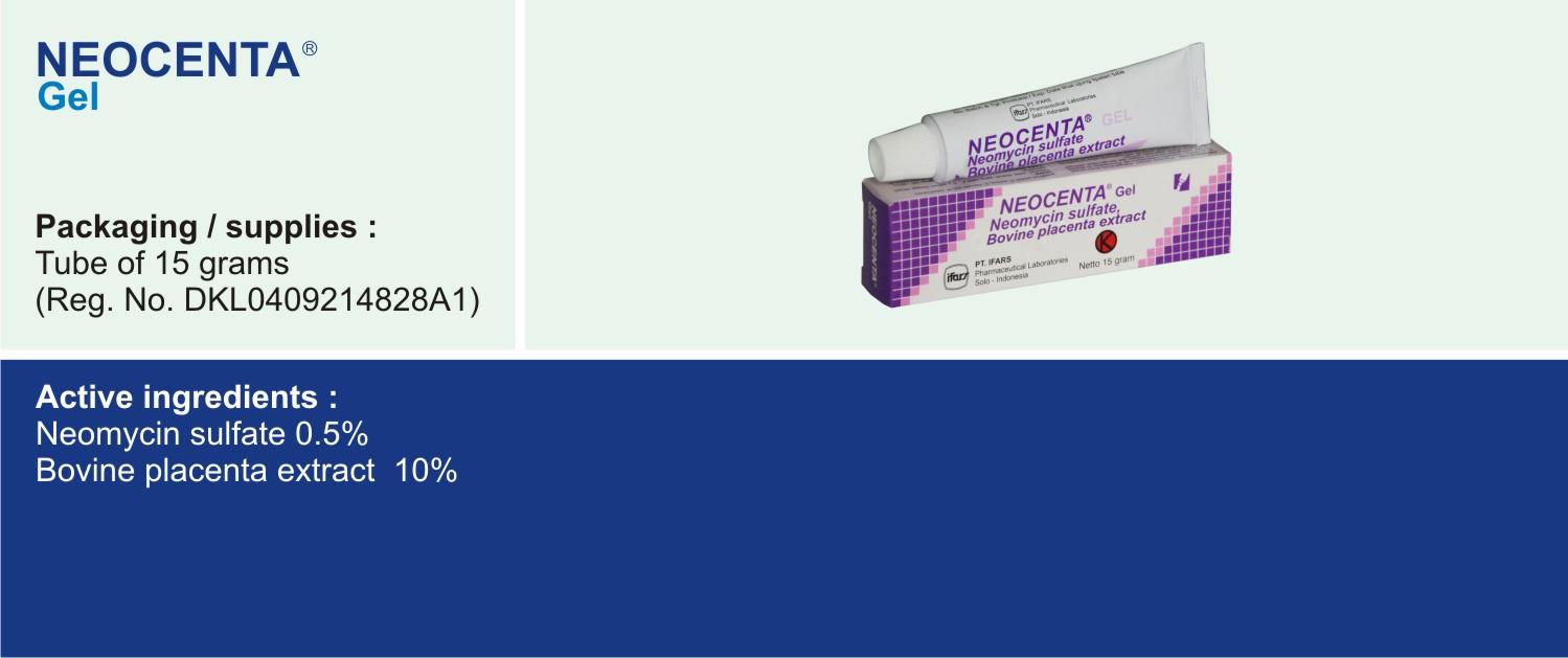 Neocenta Gel Ifars Brand Name